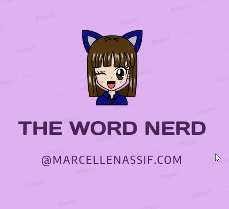 The Word Nerd